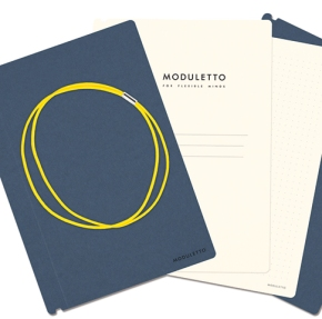 Moduletto – Das Notizbuch neugedacht