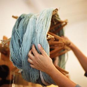 Mit Textilien die Weltverändern