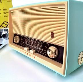 Röhrenradios auf Hightechgetrimmt